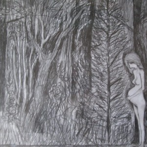 Pregnant Forest - Pencil (NFS)