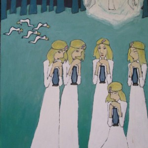 5 Foolish Virgins - Oil (NFS)